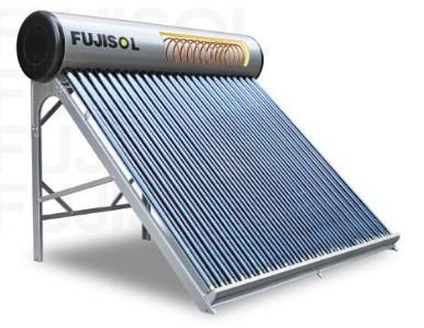 Calentador solar de tubos