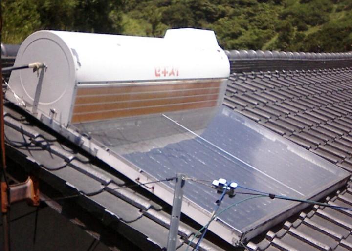 ¿Qué son los calentadores solares de agua?