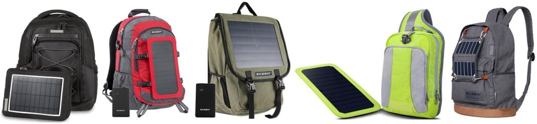Las mejores mochilas solares para tus escapadas en este 2021