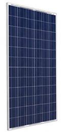 Panel solar de 300w a 24v con 72 células policristalinas WCCSolar