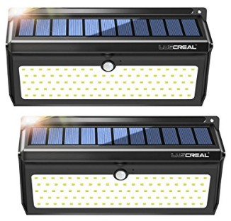 Las mejores Lámparas led con Placas Solares del 2021