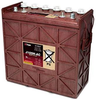 Baterías plomo-ácido abiertas