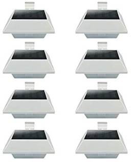 Comprar Foco Solar Luz , UniqueFire 12 Luces Solares LED Luz Natural