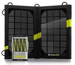 Comprar Goal Zero Nomad 7 Guía 10+ – Cargador solar USB, color negro
