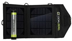 Comprar Goal Zero Swith 8 + Panel solar nomad 3.5