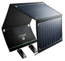 Comprar RAVPower Cargador Panel Solar 16W