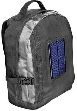 Comprar Bresser - Mochila con panel solar y batería con adaptadores para dispositivos portátiles