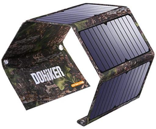 Los mejores cargadores con placa solar del 2021