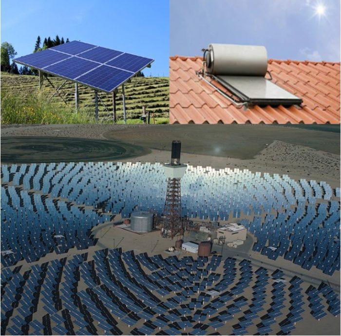 Energías renovables - Energía solar
