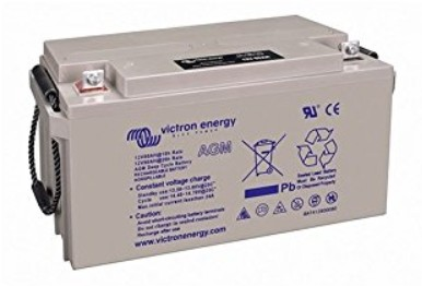 Comprar Victron Energy - Batería 110Ah 12V AGM Deep Cycle Victron Energy Fotovoltáico Náutica Cámper - BAT412101084