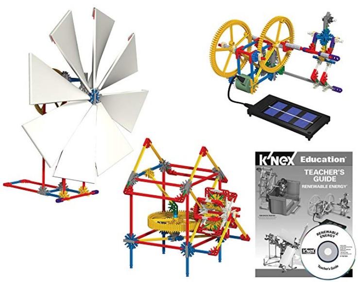 Comprar K'Nex - Set de energía renovable para niños a Partir de 10 años (583 Piezas)