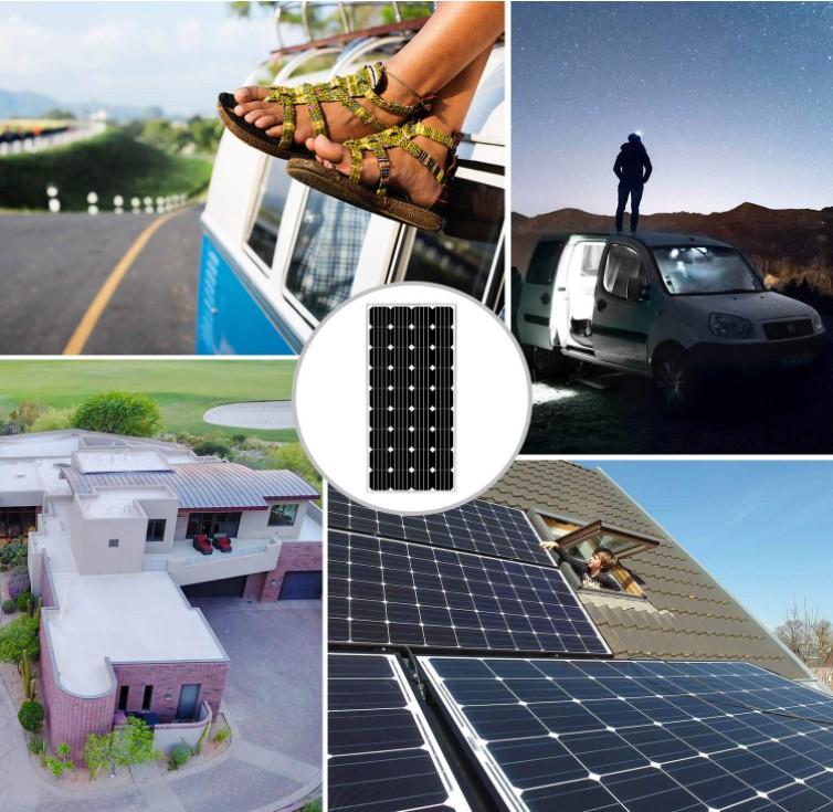 Paneles solares ECO-Worthy
